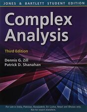 New-Complex Analysis by Dennis G. Zill 3ed International Edition
