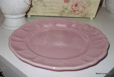 Clayre & Eef Ceramica piatto piatto grande piatto Cuore Rosa Stile Rustico hrtfp