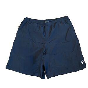Mens Canari Cycling Baggy Loose Shorts Chamois Padded Black Sz XXL