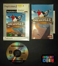 JUEGO  TONY HAWK´S PROSKATER 3    PLAYSTATION 2   PS1 PS2 PS3