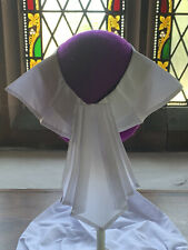 More details for 5 ladies collar & jabot for church choir robes