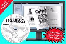 Polaris Sportsman 6x6 500 Big Boss Service Repair Workshop Shop Manual 2000-2014