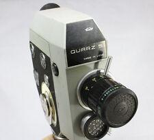 Vintage Retro USSR Russian Made Quarz 5 8mm Cine Movie Camera