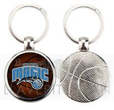 ORLANDO MAGIC NBA BASKETBALL KEYRING-KEYCHAIN-PORTACHIAVI-PORTE-CLÉS-LLAVERO