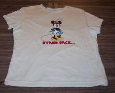 WOMEN'S TEEN Walt Disney MINNIE MOUSE Stand Back T-shirt XL NEW w/ TAG