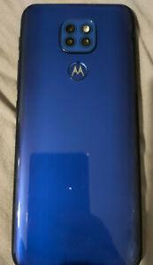 Motorola Moto G9 Play - 64GB - Sapphire Blue (Unlocked) (Dual SIM)