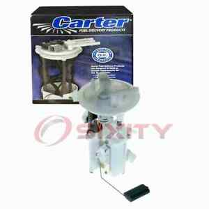Carter Right Fuel Pump Module Assembly for 2005-2007 Ford Freestyle 3.0L V6 gg