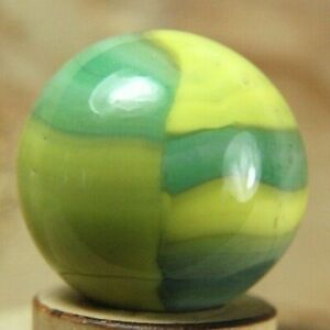 MARBLE KING GIRL SCOUT HYBRID RAINBOW MARBLE 16.4mm Mnt