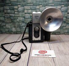 Argus Argoflex Seventy Five Twin Lens Box Camera 620 Film 1950s Flash Reflector