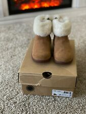 Toddler UGG Boot Suede 100% Authentic