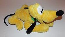 Disney Store Pluto Plush Dog Stuffed Animal Floppy