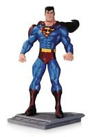 SUPERMAN THE MAN OF STEEL STATUE BY ED MCGUINNESS DC COMICS DIRECT COLLECTIBLES