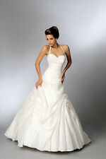 Trudy Lee ivory wedding dress UK 18