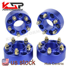 "KSP 4x 2"" Jeep Wheel Spacer adapters 5x4.5 To 5x114.3mm Liberty 02-12 1/2 Studs"