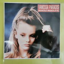 """Vanessa Paradis – Manolo Manolete - You You -  Vinyle, 7"""", 45 RPM, Single - 1987"""