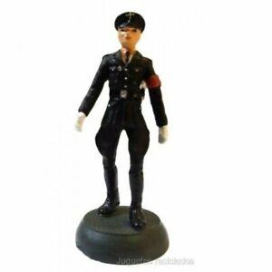 German Captain SS Gestapo Lead soldier Figure Cavalry Almirall Palou p03