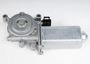 Genuine GM Power Window Motor 19153541