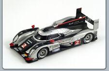 AUDI R18 TDI #2 WINNER Le Mans 2011 FASSLER-LOTTERER-TRELUYER 1:43 Spark S43LM11