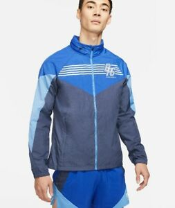 Nike Windrunner Blue Ribbon Sports Men's Jacket - DA1421 480