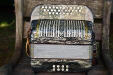 Hohner Club IIB II B CF Akkordeon 8 Bass accordeon accordion Harmonika harmonica