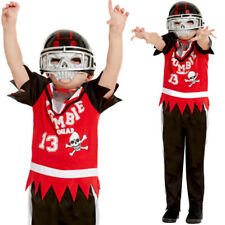 Zombie American Football Costume