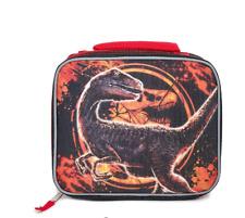 Jurassic World Lunch Bag Dinosaur School Supplies
