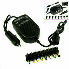 8 Tip Universal 80W 12V DC Auto in Car Power Charger Adapter For Laptop Computer