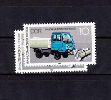 DDR, 2745 Doppelbilddruck d. schwarz. Farbe postfrisch, einwandfrei, siehe Scan