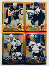 Lot of 18 2008-09 OPC O-Pee-Chee Gold Parallels Bergeron Richards Tkachuk +++