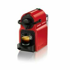 Krups Nespresso Inissia XN 1005 Rot 3 Tassen Kaffeepadmaschine