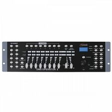 UKDJ 192 Channel Universal DMX 512 Operator Lighting Obey Controller + Joystick