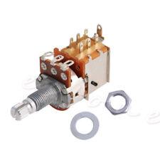 A500K Ohm Control Pot Electric Guitar Push Pull Ascend Bass Switch Control Pot