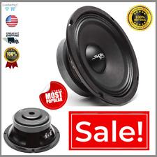 Skar Audio Car 6.5-Inch 4-Ohm 300 Watt Ultra Pro Audio Mid-Range Speaker, Single