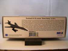 ROCKWELL B1B LANCER BOSS HAWG DARON 1:221 SCALE DIECAST DISPLAY MODEL