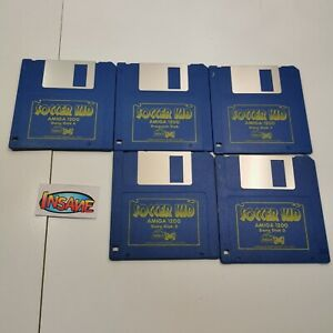 Soccer Kid AGA - Commodore Amiga - FREE Postage