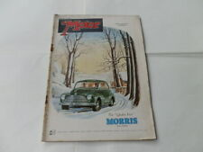The Motor Magazine - 28 FEB 1951 - WOLSELEY 6-80 ROAD TEST - CHRYSLER V-8 ENGINE