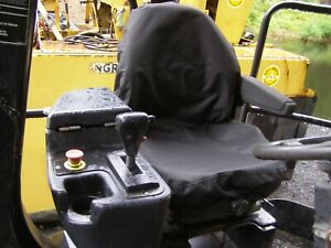 Equipment Seat Cover - Small Back - 18