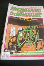 February Monthly Engineering in Miniature Craft Magazines