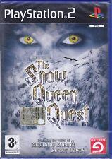 Ps2 PlayStation 2 **THE SNOW QUEEN QUEST** nuovo sigillato italiano pal