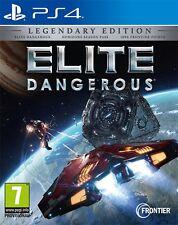 Elite Dangerous - Legendary Ed. PS4 - LNS