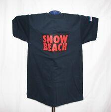 """USED Packer Shoes - Just Blaze x Saucony  """"Snow Beach"""" Sz L Tee snow beach bear"""