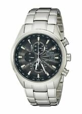 Citizen Eco-Drive Chronograph Radio Controlled Watch AT8010-58E Missing Links