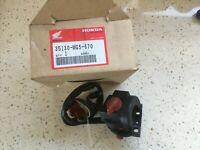 763 Honda 35130-MG5-670 RIGHT Side Handlebar Control Switches Prob CB1100F 1983