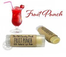 Fruit Punch Natural Lip Balm