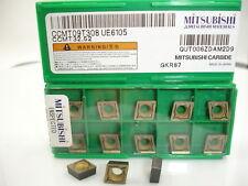 CCMT 32.52 UE UE6105 MITSUBISHI Carbide Inserts (10pcs) 1361