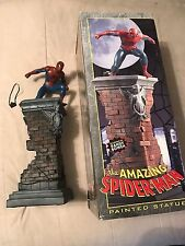"""Bowen Designs The Amazing Spider-Man 14"""" 1/8th Scale Limited Edition Statue"""