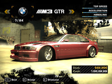 need for speed most wanted (2005) modded profile
