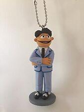 "Disney Muppets Walter 3.5"" PVC Figure Keychain Key Chain Dangler Figurine Toy"