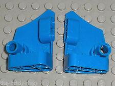 LEGO Technic Blue Panel Fairing 1 & 2 ref 87080 & 87086 / set 42042 8052 42020