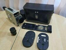 KRASNOGORSK 16mm Cine Movie camera MIR-11 VEGA-9 lens semiautomatic USSR KMZ